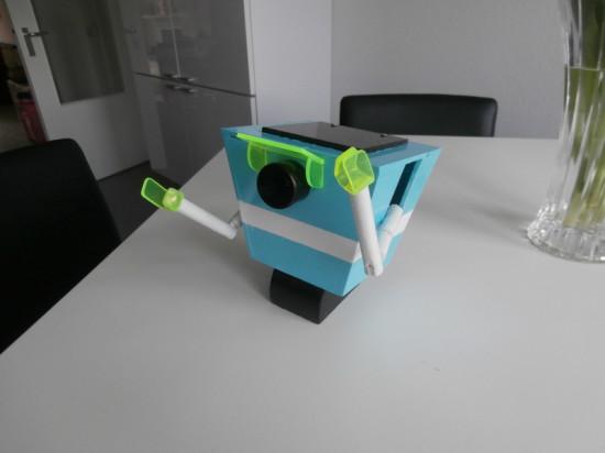 Моддинг проект CL4P-TP от моддера HerrOtto