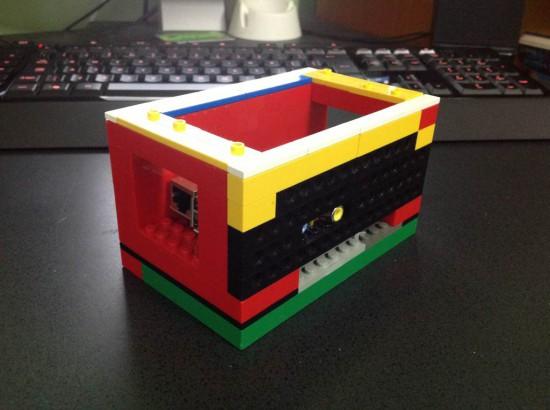 Моддинг проект Lego Case от моддера fdbh96