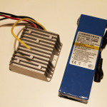 Аккумулятор и конвертор напряжения