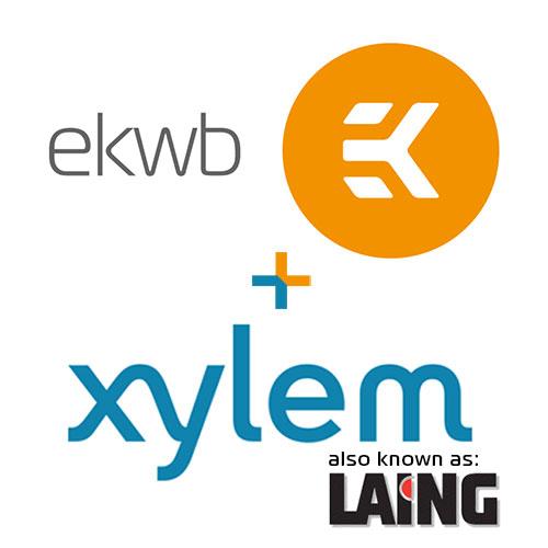 EK Waterblocks и Laing теперь сотрудничают
