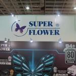 Стенд компании Super Flower на Computex