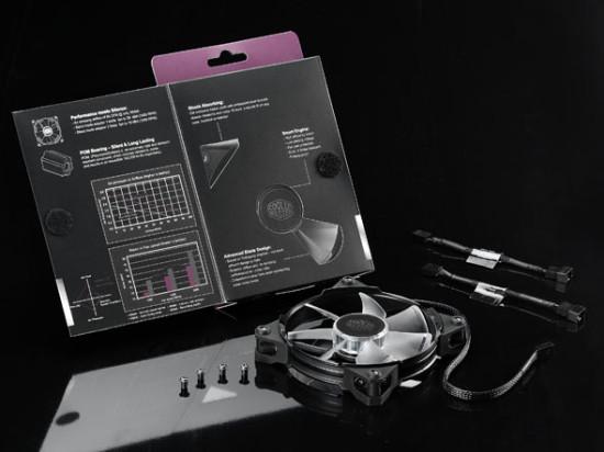 Упаковка и комплект поставки вентиляторов Полная модельная линейка вентиляторов JetFlo 120