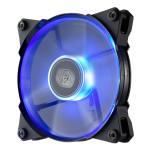 Вентилятор с синей подсветкой