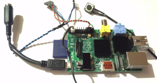 Raspberry Pi с соответствующей обвязкой