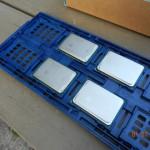Четыре процессора, которые используют в проекте