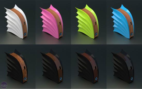 Проект моддера Maki role в разных цветах
