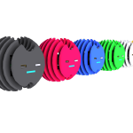 Проект в разных цветах