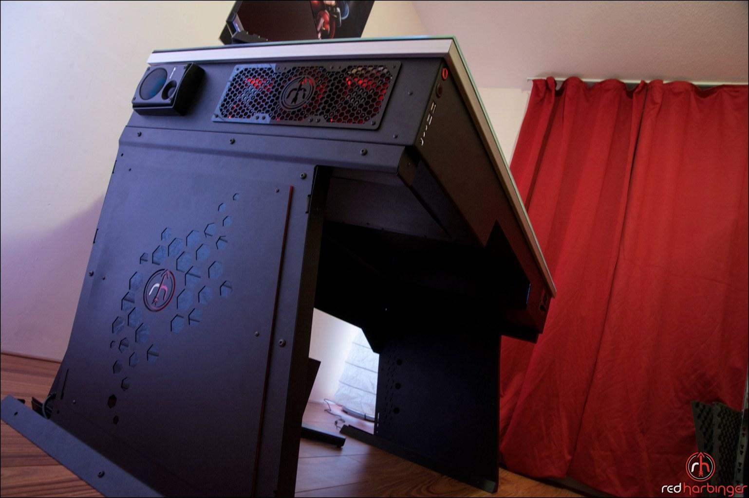 Компьютер в кейсе своими руками