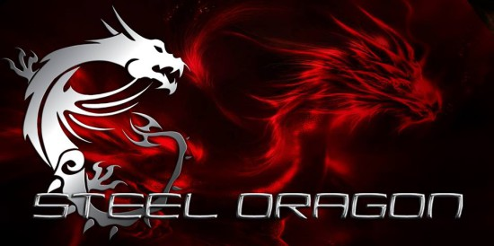 Артворк моддинг проекта Cosmos Se - Steel Dragon