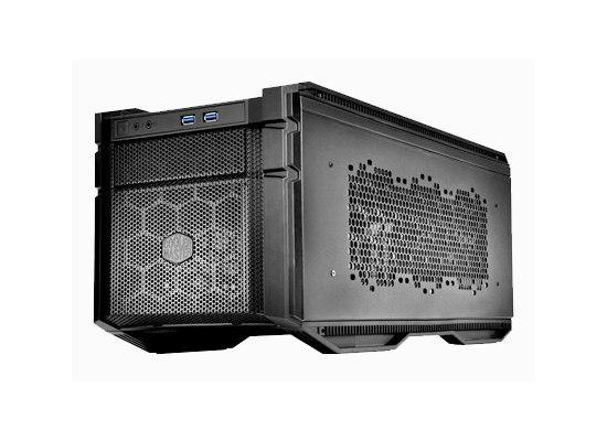 Общий вид компьютерного корпуса Cooler Master HAF Stacker 915R