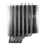 Радиатор в кулере смещен относительно основания