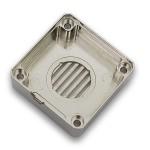 Вид изнутри на корпус-радиатор