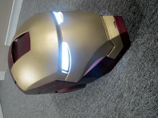 Общий вид получившегося шлема