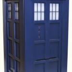 Общий вид проекта TARDIS Gaming Computer
