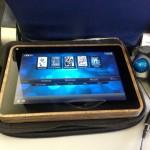 Использование планшета в самолете