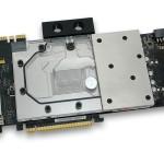 Ватерблок EK-FC780 GTX Ti DCII в версии Nickel