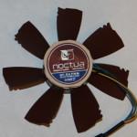 Модифицированный вентилятор Noctua