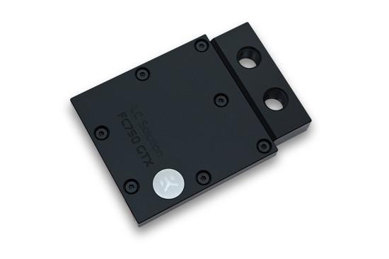 Общий вид фулкавер ватерблока EK-FC750 GTX - Acetal