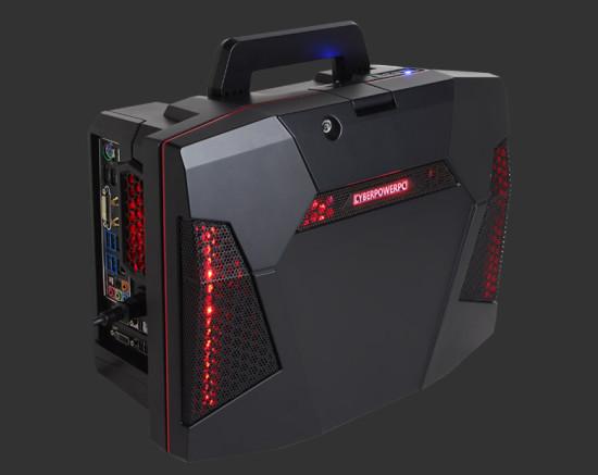 Общий вид Fang Battlebox от CyberPower