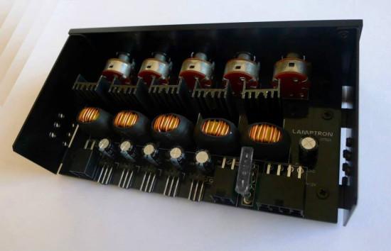 Начинка нового реобаса Lamptron CF525