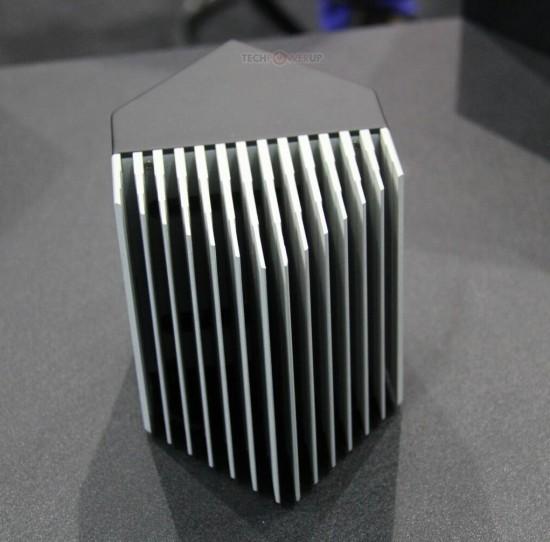 Общий вид шестиугольного корпуса Streacom NC3