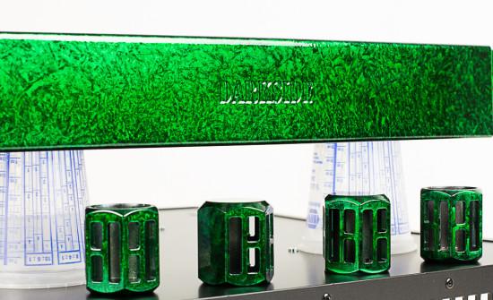 Пример покраски в моддинг проекте The Green Manalishi