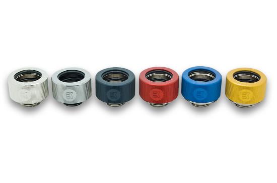 Общий вид новых компрессионных фитингов EK-HDC для 16 мм трубок
