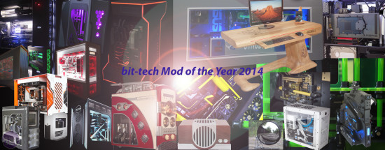 Артворк конкурса Mod of the Year 2014