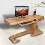 Общий вид на проект Lizard desk