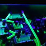 Вид вблизи на начинку проекта Opteron Prime