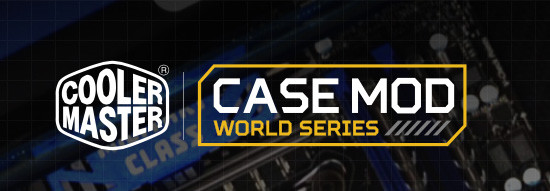 Конкурс Case Mod World Series от Cooler Master