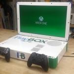 Проект в режиме Xbox One