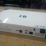 Проект PlayBOX 4ONE в закрытом состоянии