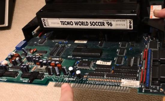 Плата системы Neo Geo MVS
